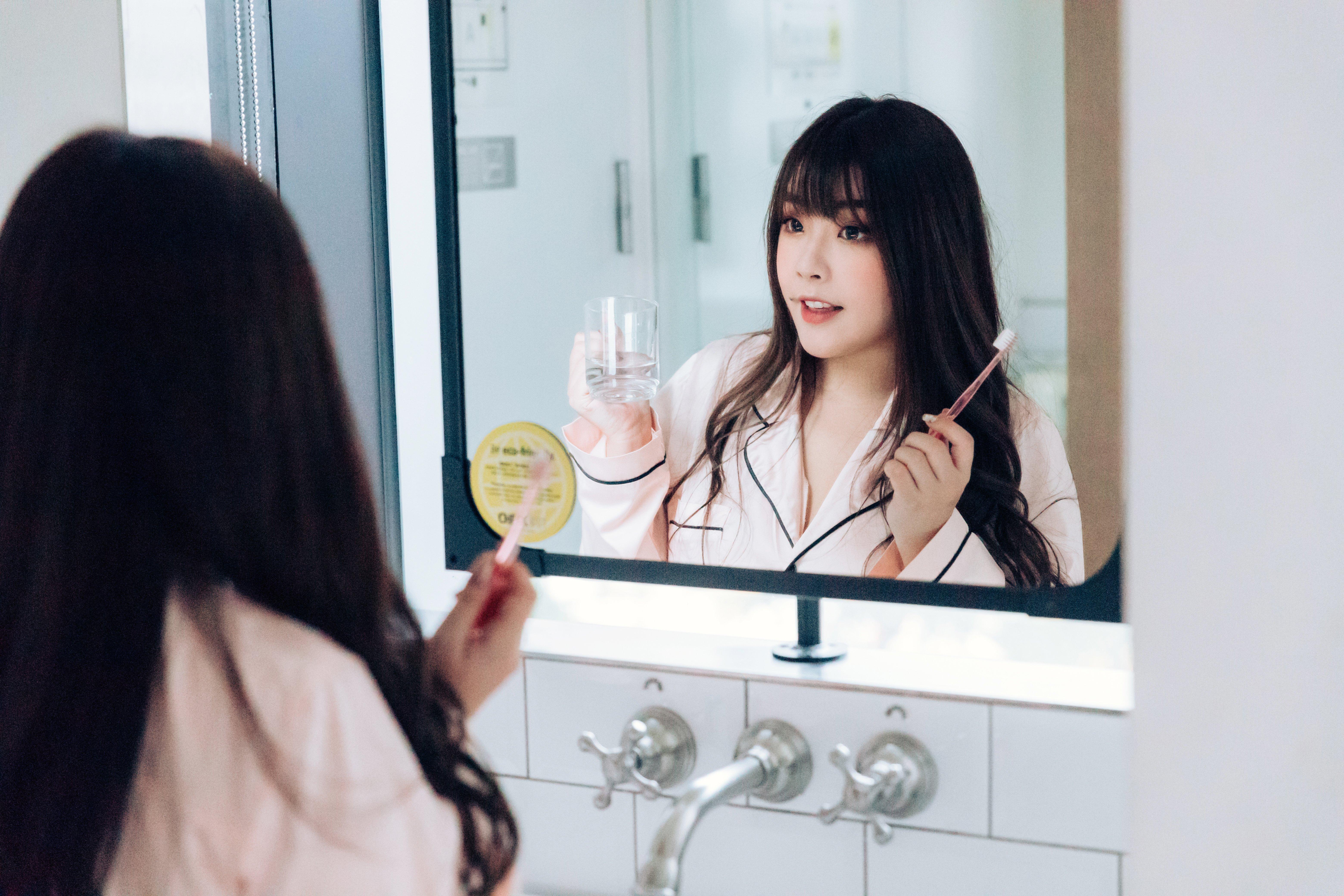 美齒 ♥ 日本火紅Ora2 PREMIUM極緻系列。做好口腔護理讓微笑更有自信魅力 ♫