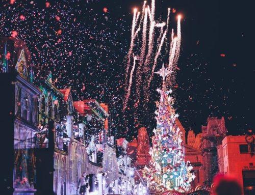 旅遊 ♥ 飛去日本過聖誕!東京‧橫濱‧輕井澤‧大阪/迪士尼‧環球影城雙樂園。12天旅行日記 ♫