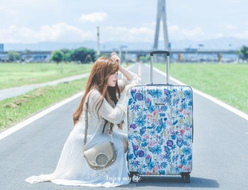 開箱 ♥ 行李箱推薦。德國NaSaDen納莎登新無憂 x 波麗聯名限量款 開箱分享+團購開跑 ♫
