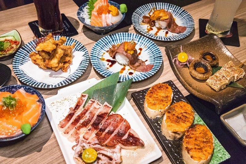 美食 ♥ 台北聚餐宵夜推薦→爍場串燒‧夜食。#日本料理 #南京復興美食 ♫