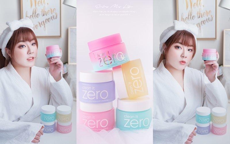 保養 ♥ Banila Co. ZERO零感肌瞬卸凝霜。懶人最愛的一步卸淨卸妝霜 ♫