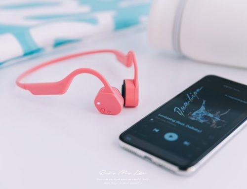 3C ♥ IDCOM Galerdo卡洛動 路跑精靈F3骨傳導藍牙運動耳機。讓運動時光更愜意 ♫