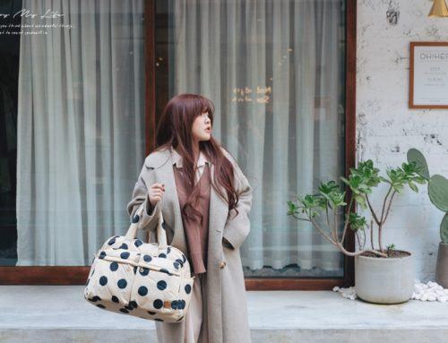 穿搭 ♥ VOVAROVA空氣包。輕盈耐裝超可愛!甜蜜午茶新款登場 ♫