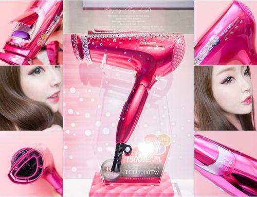 美髮 ♥ TESCOM 白金奈米膠原蛋白吹風機TCD5000TW。最強吹髮神器魅力閃耀登場 ♫