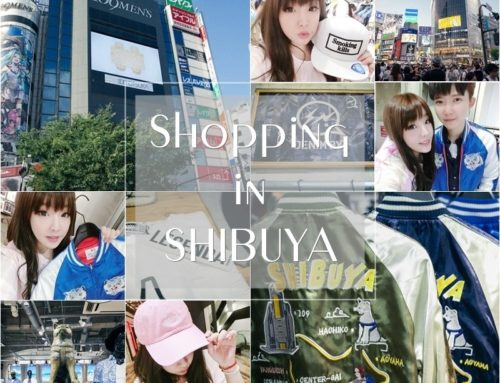 日本 ♥ 東京逛街別錯過澀谷新熱點→109 MEN'S!時尚潮牌VANQUISH ♫