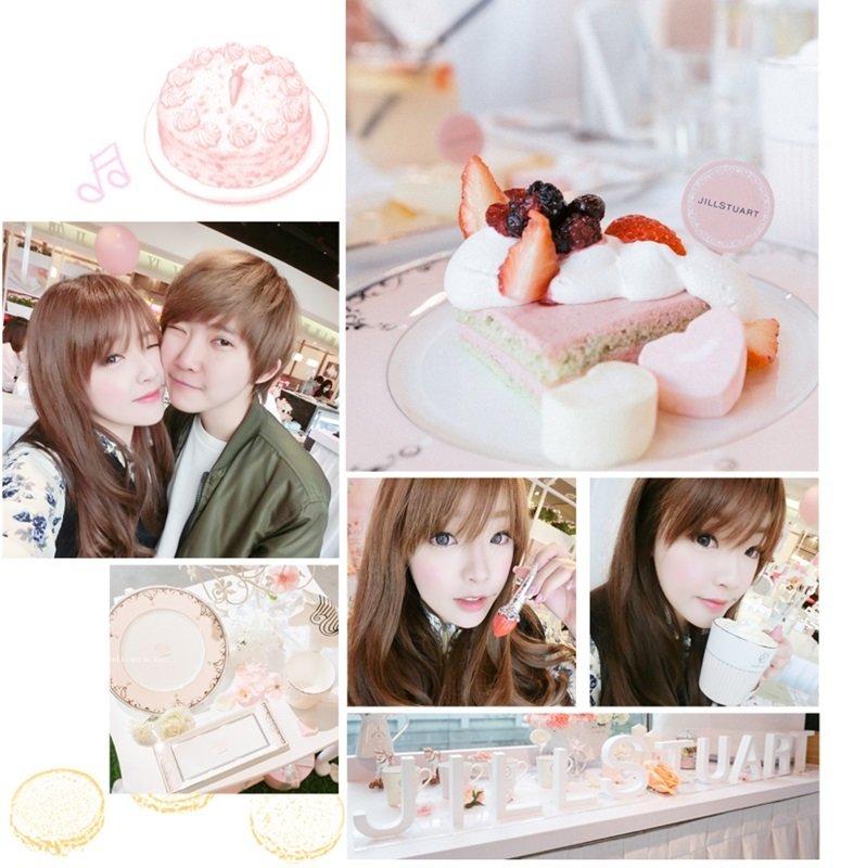 時尚 ♥ JILL STUART Beauty甜蜜午茶遊樂園。期間限定夢幻登場 ♫