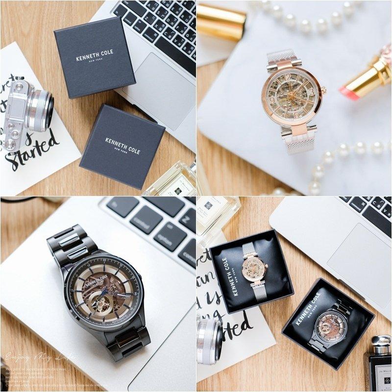 時尚 ♥ Kenneth Cole 情侶錶。陪我們細數在一起的每分每秒 ♫