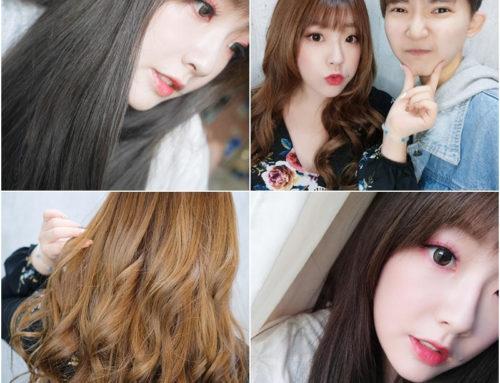 美髮 ♥ 耐看又顯白的微霧感髮色+補染護髮小記錄。Holly Hair X Wilson ♫