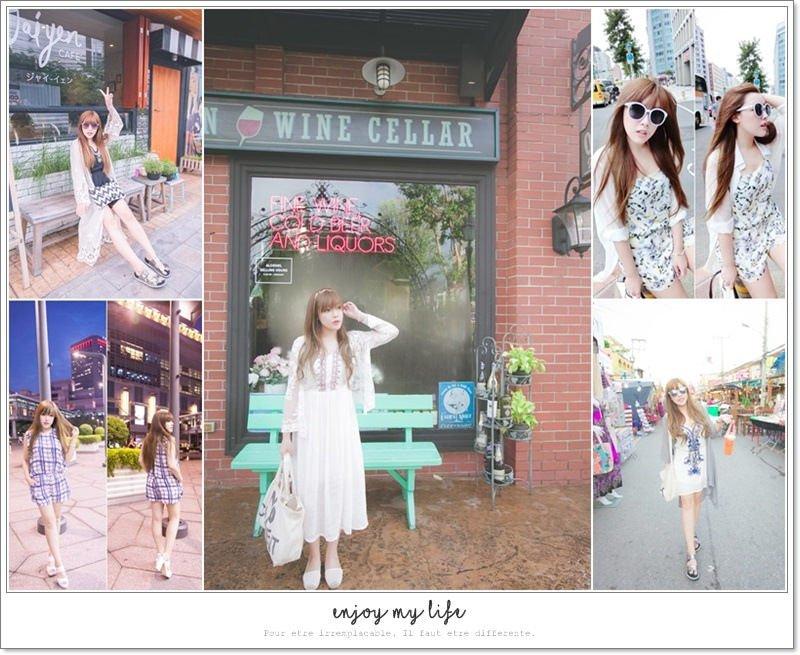 150820 ♥ 我的夏日度假穿搭→秀穿搭找靈感都在Styo.me ♫