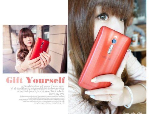 150424 ♥ 母親節孝親最時尚超值的好選擇。嗆辣新寵 ASUS ZenFone2 手機 ♫