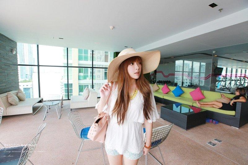 130826 ♥ 曼谷住宿。時尚夜店風格ALOFT BANGKOK ♫ 下
