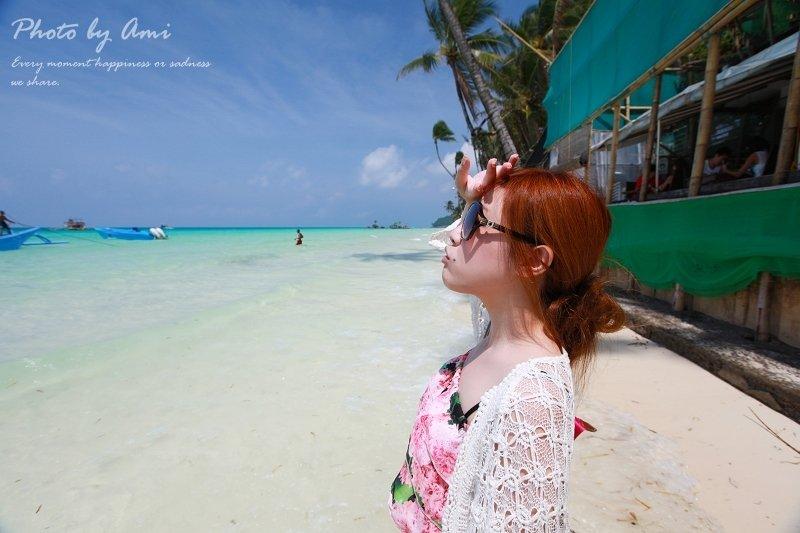 130307 ♥ 天堂般的Boracay‧長灘島Day5 ♫ 又愛又恨的無敵艷陽天