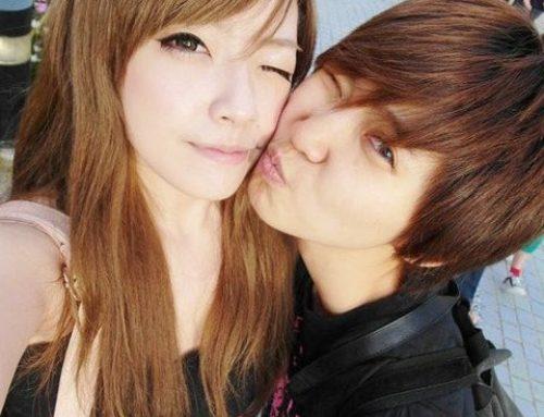 111005 ♥ 兩個人的童趣浪漫小約會‧So sweet!