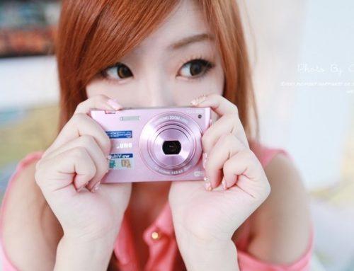 121013 ♥ 翻轉自拍新夥伴‧三星Smart Camera MV900F ♫
